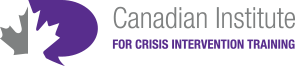 Canadian Institute for Crisis Intervention Training Logo